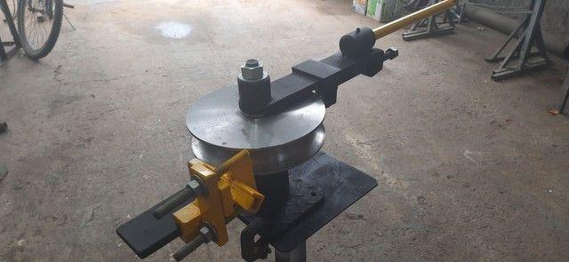 Calandras e curvadoras Steelmec Metalúrgica  - Foto 6