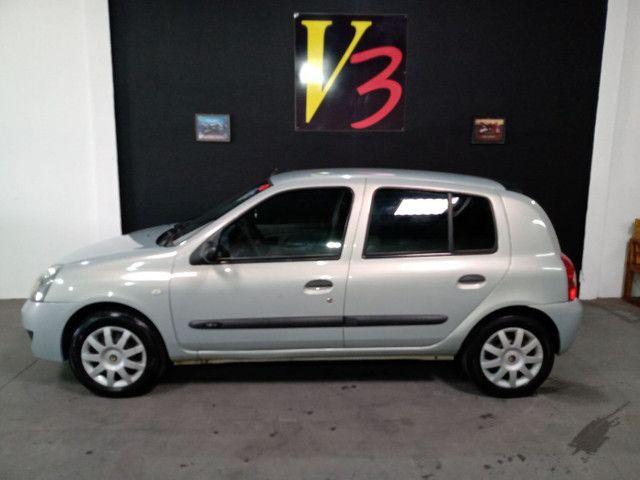 Renault Clio!!! Aceito trocas em motos - Foto 4