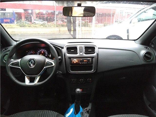 Renault Sandero 2021 1.0 12v sce flex life manual - Foto 8
