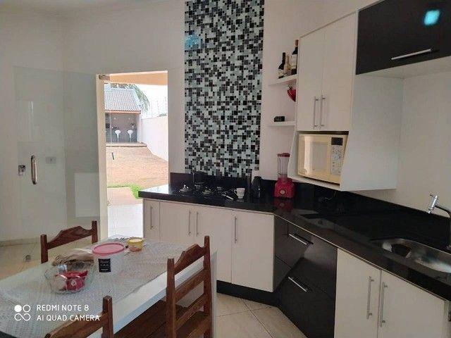 Casa 02 suite com closet 01 quarto piscina churrasqueira - Três Lagoas - MS - Foto 15