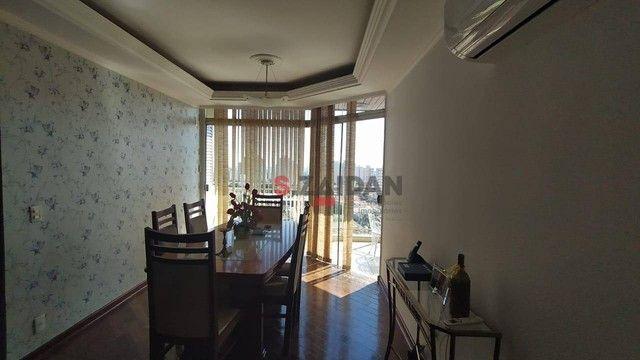Apartamento com 3 dormitórios à venda, 126 m² por R$ 490.000 - Vila Monteiro - Piracicaba/ - Foto 5