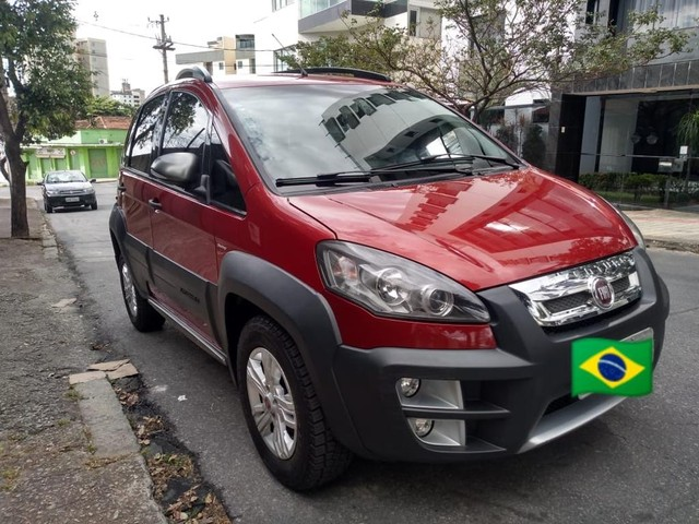 Fiat Idea Adventure 1.8 Dualogic 2012/2013 - Foto 12