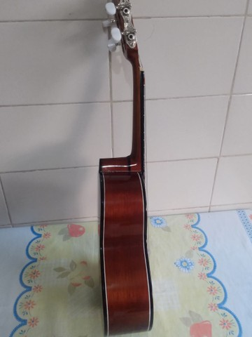 Cavaco Emerson luthier de Cedro especia $1300,00l  - Foto 5