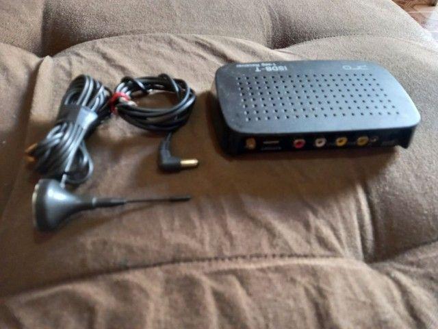 TV no carro Receiver PRO 12v serve qualquer multimídia  - Foto 2