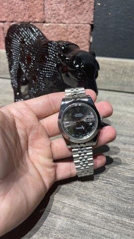 Rolex datejust wimbledon novo