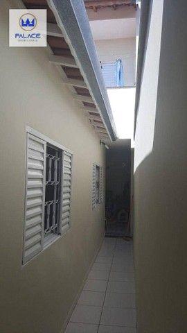 Casa com 3 dormitórios à venda, 134 m² por R$ 350.000,00 - Vila Prudente - Piracicaba/SP - Foto 5