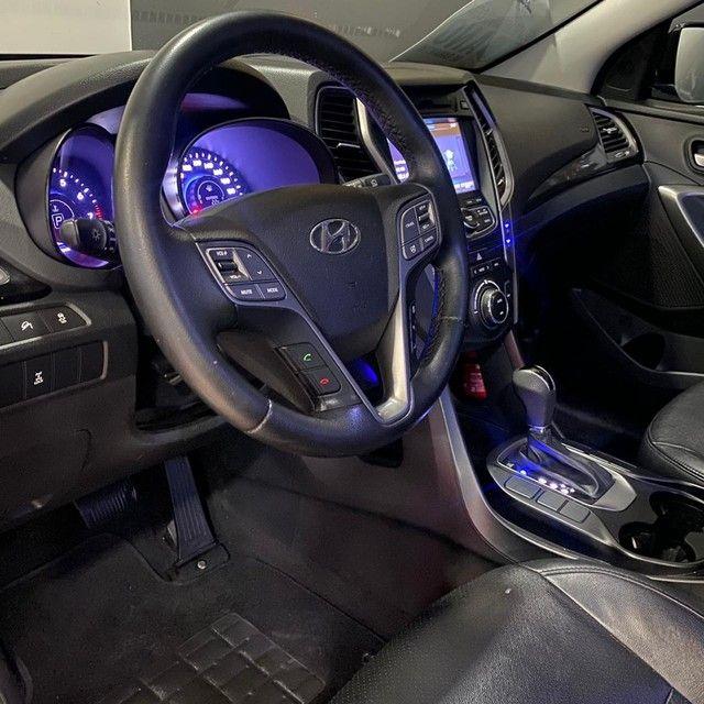 Hyundai Santa Fe 3.3 V6 2014  - Foto 10