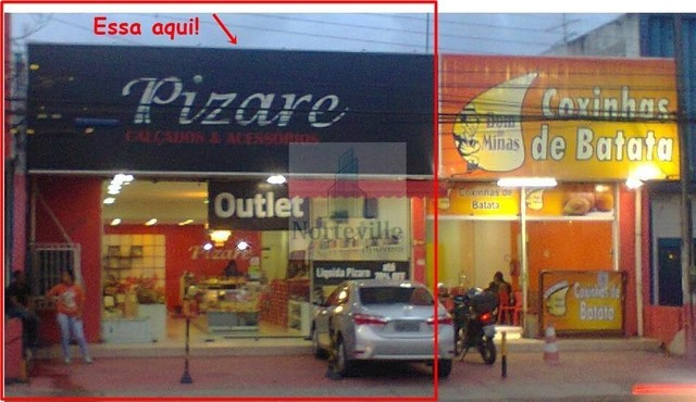 Loja comercial para alugar em Bairro novo, Olinda cod:AL03-78