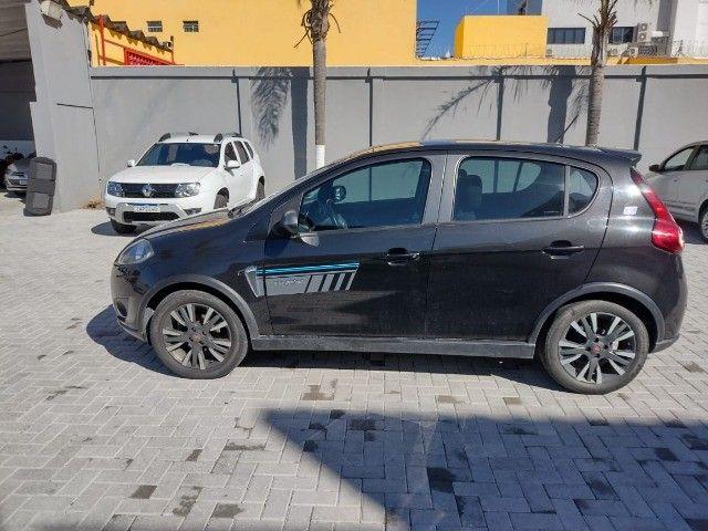 Fiat Palio Sporting 1.6 2016 Teto sola  40KM Versão blue edition - Foto 5