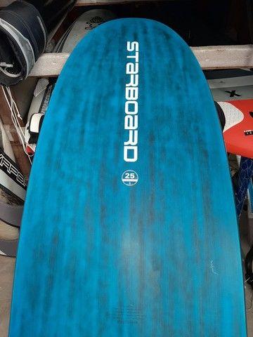Prancha Isonic Starboard carbon reflex 83  - Foto 5