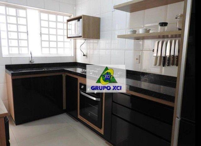 Casa com 3 dormitórios à venda, 140 m² por R$ 755.000 - Jardim Chapadão - Campinas/SP - Foto 8