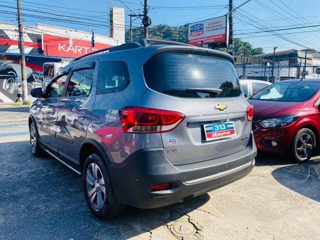 SPIN 2018/2019 1.8 ACTIV7 8V FLEX 4P AUTOMÁTICO - Foto 4