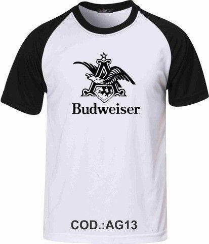 Camiseta Budweiser - Foto 5