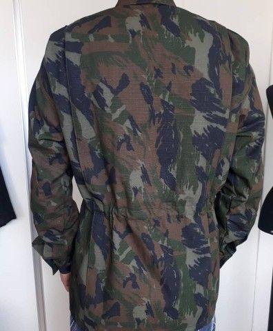 Jaqueta militar camuflada Selva militar  - Foto 2