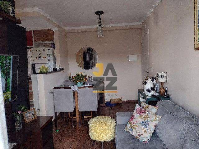 Apartamento com 2 dormitórios à venda, 48 m² por R$ 250.000,00 - Parque Jandaia - Carapicu - Foto 14
