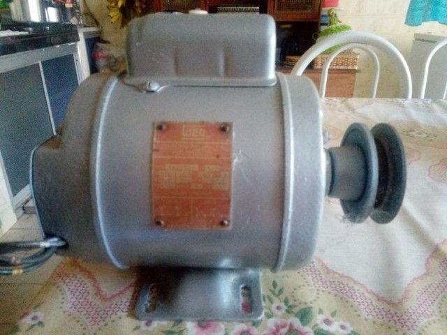 Motor elétrico - Foto 5
