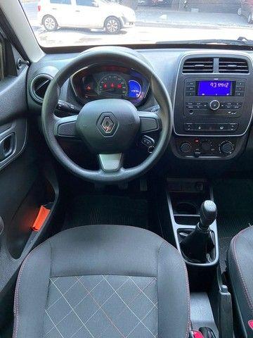 Renault Kwid 2020 Entrada+Parcelas  - Foto 8