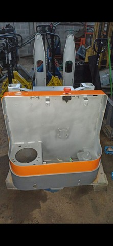 Empilhadeira elétrica EGV 16  - Foto 3
