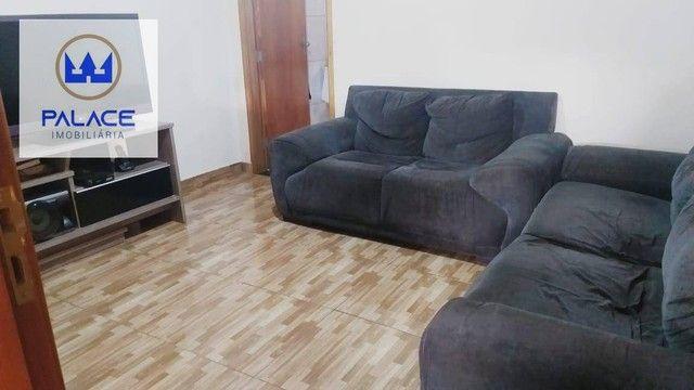 Casa com 3 dormitórios à venda, 134 m² por R$ 350.000,00 - Vila Prudente - Piracicaba/SP