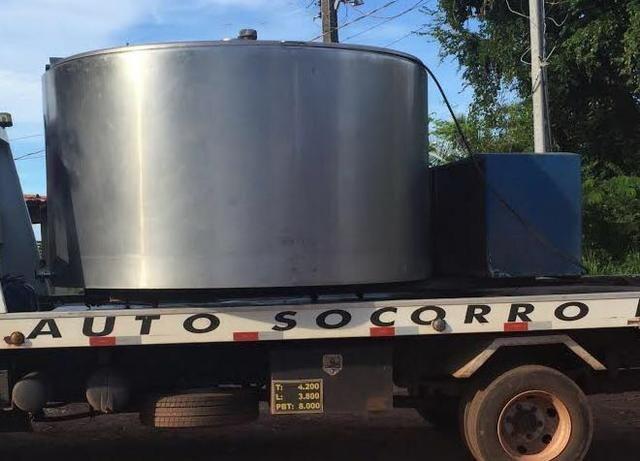 Tanque ETSCHEID 6 mil litros