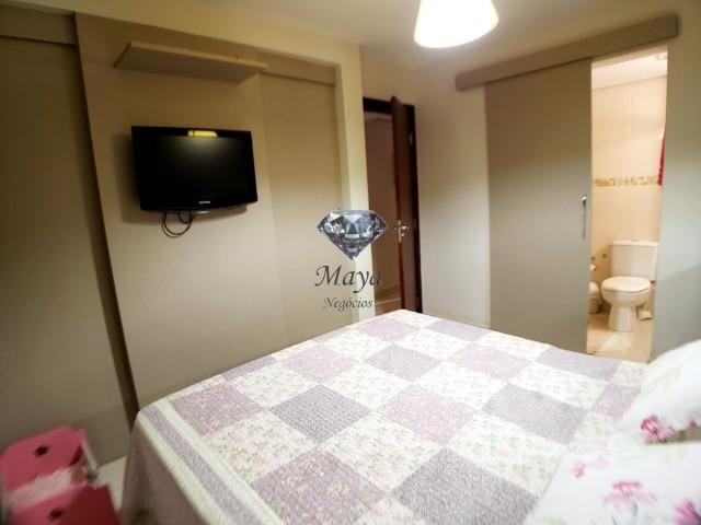 Real Park - Apartamento 3 Quartos, 90 m² c/ armários na 106 Norte - Nascente - Foto 16