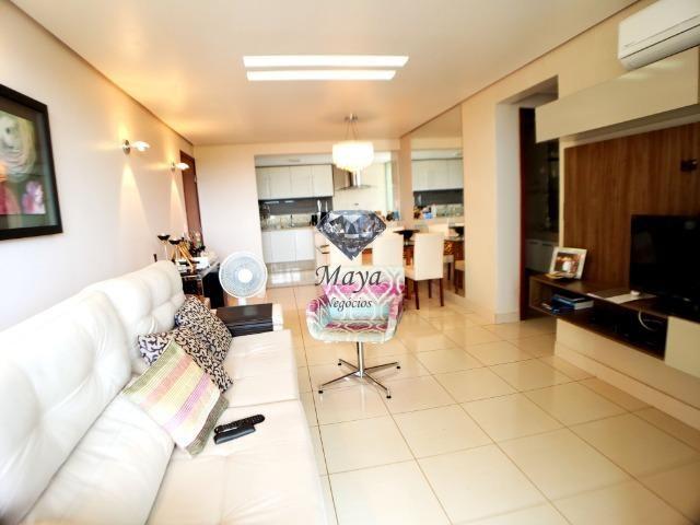 Real Park - Apartamento 3 Quartos, 90 m² c/ armários na 106 Norte - Nascente - Foto 13