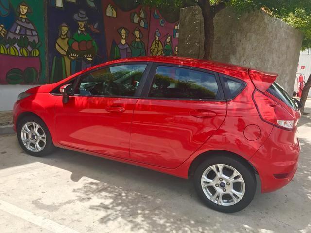 NEW Fiesta! Única dona! 32.000 km rodados