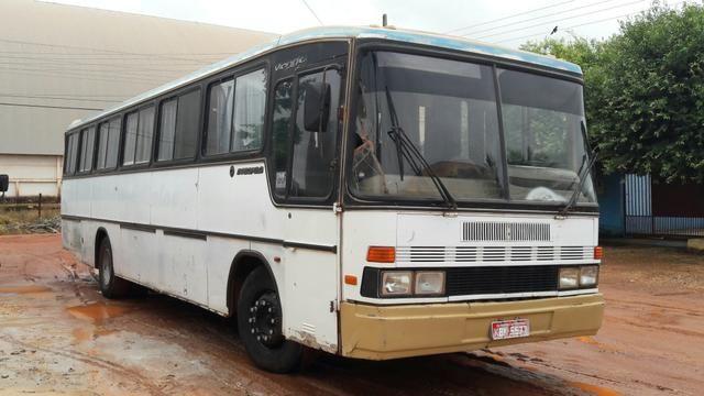 Onibus Rodoviário Marcopolo Viaggio motor dianteiro