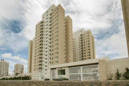 Novo Stillo Home Clube - Cobertura de 2/4 com suíte de 132m² por R264.900,00