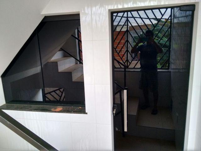 Excelente Casa 2/4 Toda no Blindex em Mussurunga Setor E