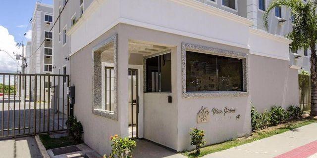Alugo Apto em Jacaraipe-Serra 2 qtos - sem condominio R600,00