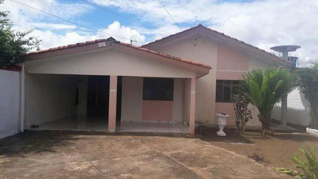 Vendo esta casa em vilhena, localizada perto da faculdade Avec