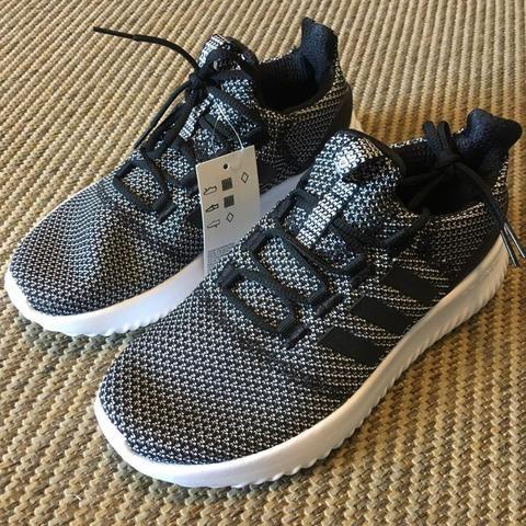 c91810e169483 Tênis Adidas Cloud Foam feminino tamanho 36 - Roupas e calçados ...