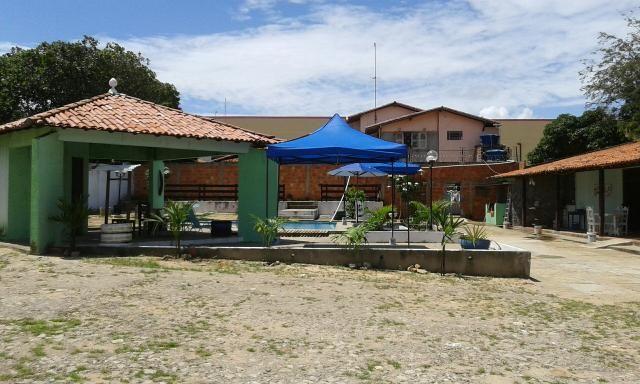Casa com piscina para Natal, fins de semana e mensal - Foto 4