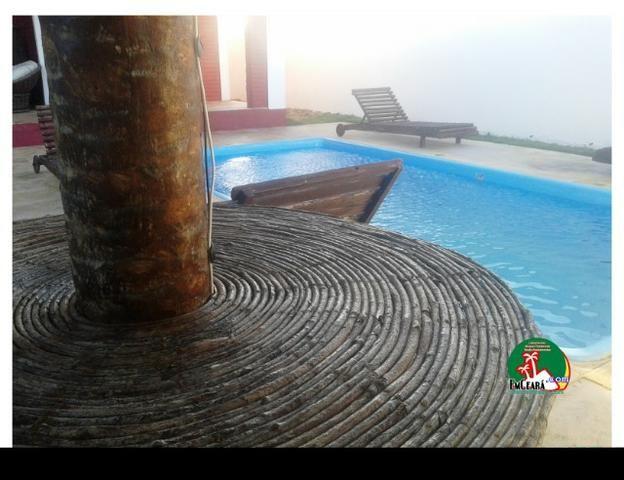 Caponga Praia, 8 quartos, até 30 pessoas - , Reveillon já alugado. Disponível Carnaval - Foto 6