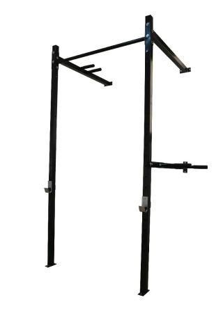 7d602bdc2 Rack Para Crossfit Agachamento Supino Fixa E Paralela - Fitness Prado