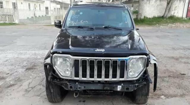 Sucata Pecas Jeep Cherokee Sport 3 7 V6 2008 Automatica Carros Vans E Utilitarios Portao Curitiba 590374305 Olx