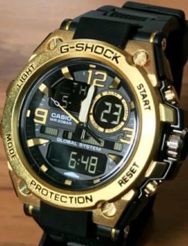 21099af46dd Relógio G-shock Entrega grátis Em Fortaleza - Bijouterias