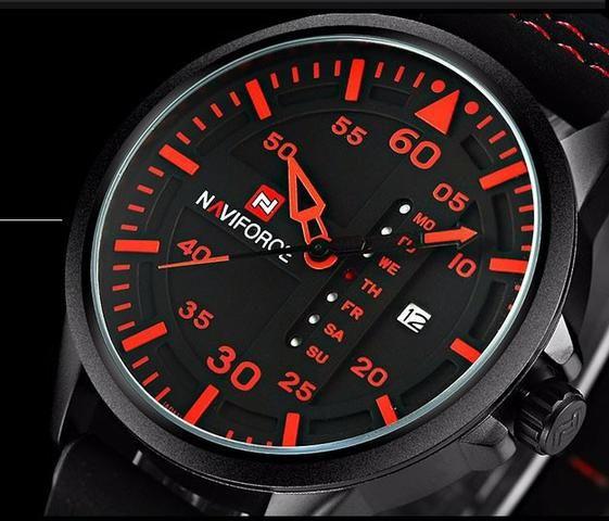 eb96378e356 Relógio Masculino Naviforce 9074 - Original - Pronta entrega - Novo ...