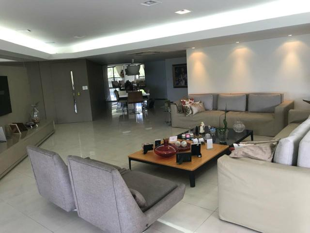 Apartamento Beira Mar 240m2 com 4 suítes na Ponta Verde - Foto 3
