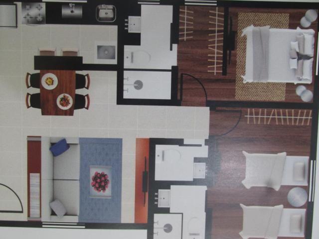 Apartamento à venda, 2 quartos, 2 vagas, barroca - belo horizonte/mg - Foto 3