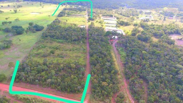 Chácara à venda, 70000 m² por r$ 690.000,00 - zuna rural - coxipó do ouro (cuiabá) - distr - Foto 6