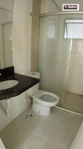 Apartamento com 3 dormitórios à venda, 71 m² por r$ 225.000,00 - plano diretor sul - palma - Foto 10