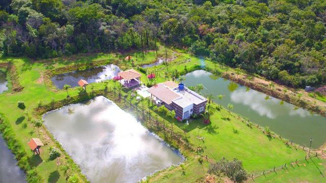Chácara à venda, 70000 m² por r$ 690.000,00 - zuna rural - coxipó do ouro (cuiabá) - distr