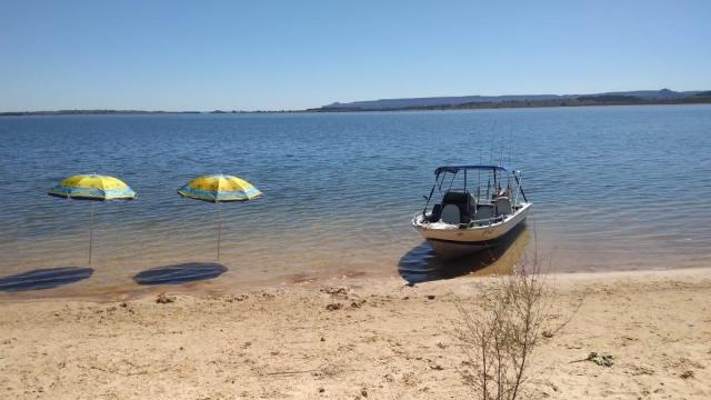 Chácara no lago do manso com 40000 m² por r$ 300.000 - manso - chapada dos guimarães/mt - Foto 3