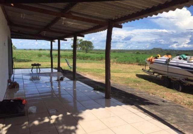 Chácara lago do manso com 3 dormitórios à venda, 150000 m² por r$ 400.000 - zona rural - c - Foto 2