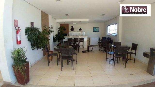 Apartamento com 3 dormitórios à venda, 71 m² por r$ 225.000,00 - plano diretor sul - palma - Foto 13
