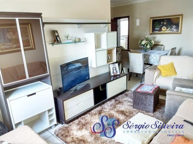 Apartamento na Aldeota com 3 quartos móveis projetados da Delano