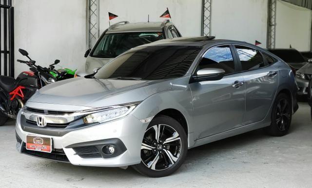 Civic Touring 1.5 Turbo 2017// Belém Veículos Premium