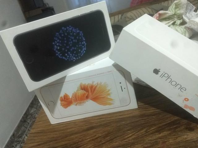 Caixinha de iPhone